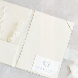 Invitation Suite Folio