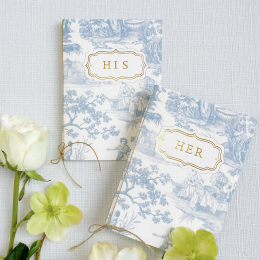 Toile Vow Books